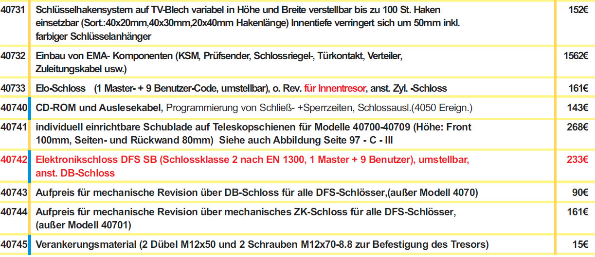 Tresor Karlsruhe waffenschrank waffentresor wertschutzschränke geldschrank